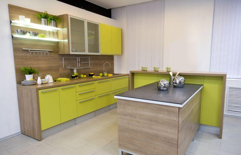 Cabinets For Kitchen: Green Kitchen Cabinets