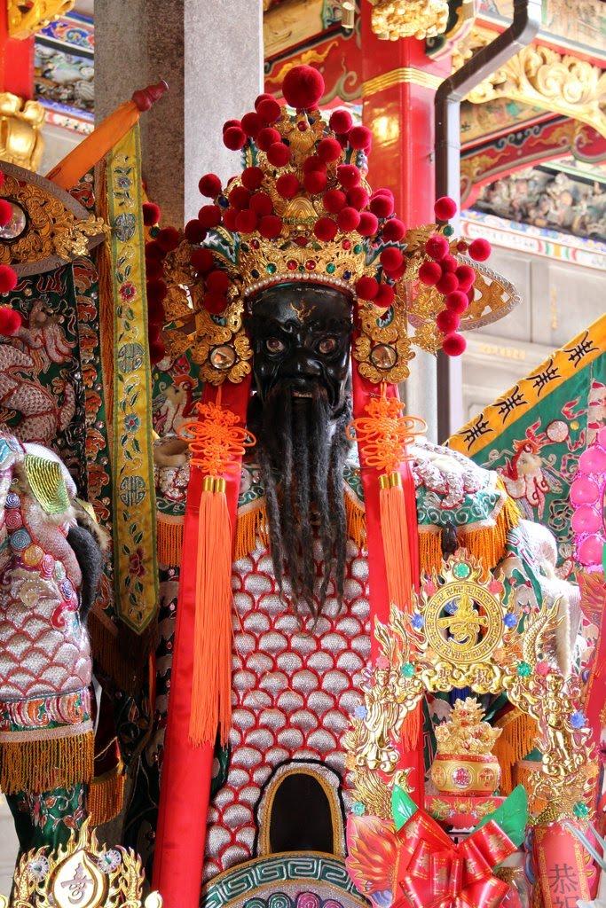 derorenのホ~ムペ~ジ: 艋舺青山宮(臺北・萬華) (三)鳳音社の神々