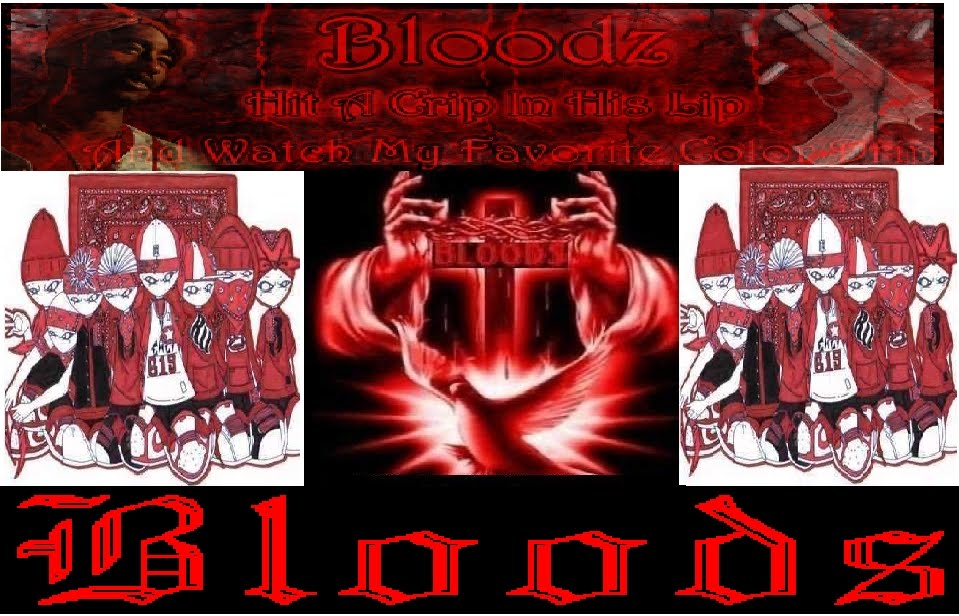 About Gangs and Fraternities: Bloods are now in the ...