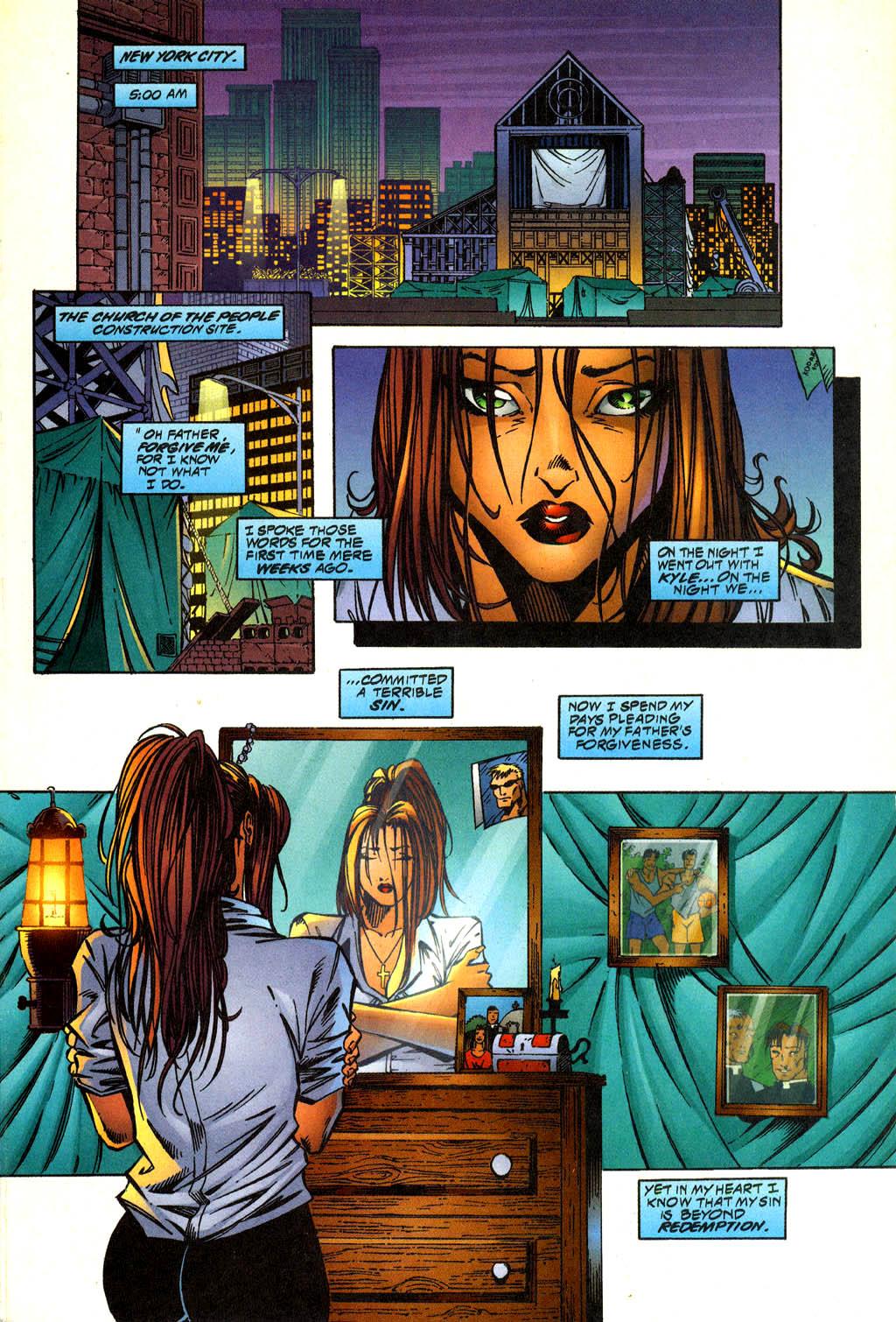 Read online Avengelyne (1996) comic -  Issue #2 - 3