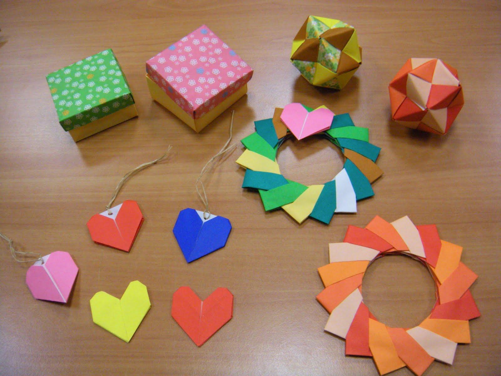 Origami mi rende felice :): Il secondo corso di origami - photo#28