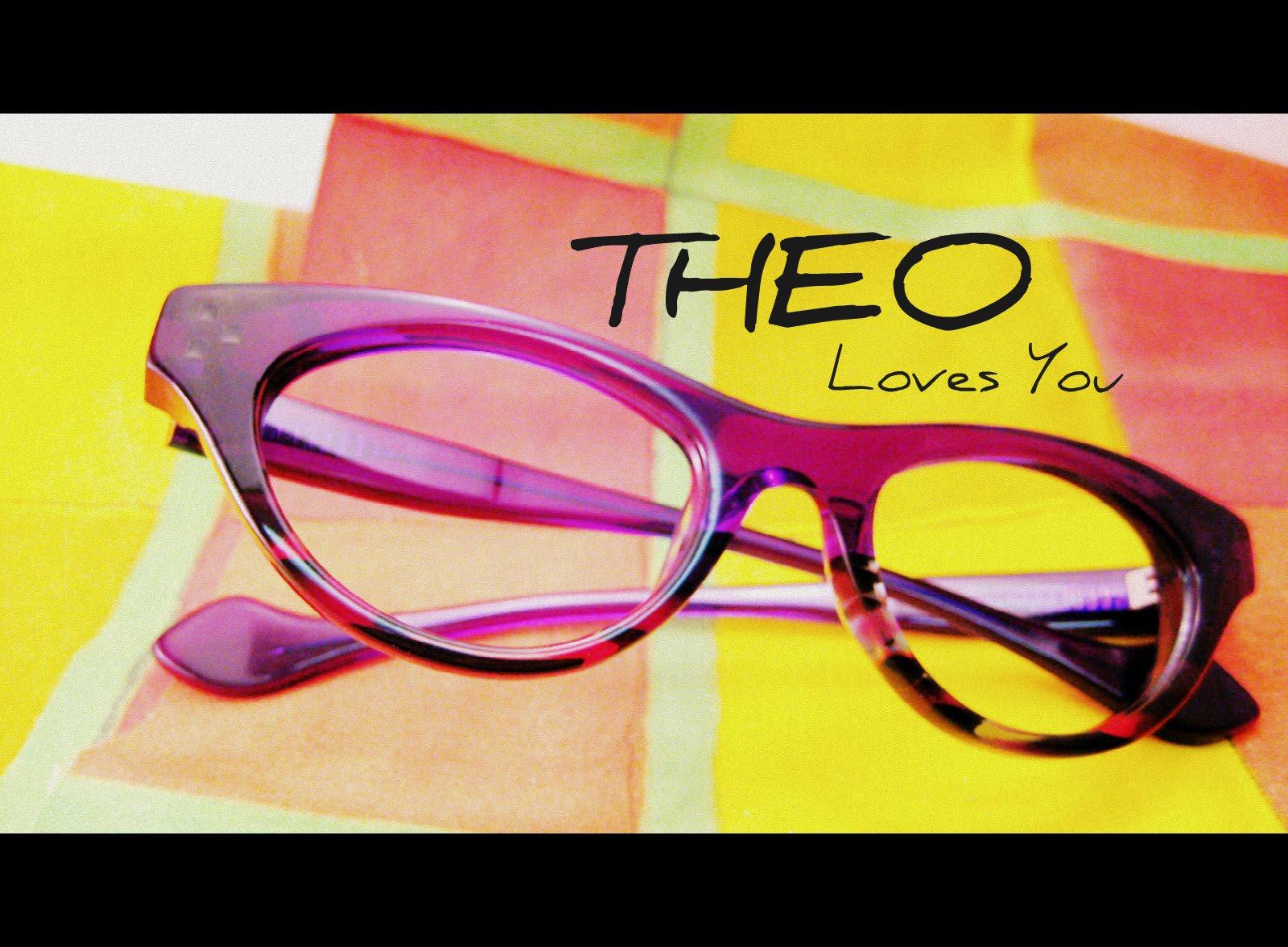 New Theo Frames Hurrah Eye Spy Optical
