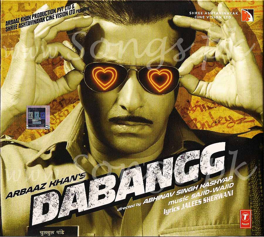 dabanng 2 video songs