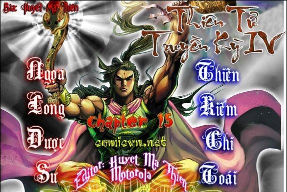 Đại Đường Uy Long chapter 15 trang 1