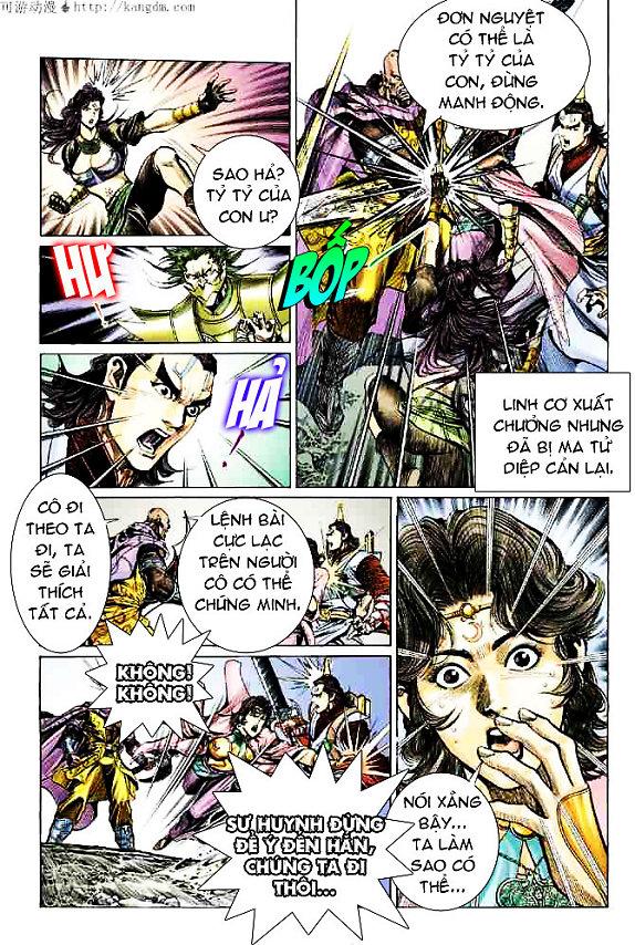 Đại Đường Uy Long chapter 15 trang 29