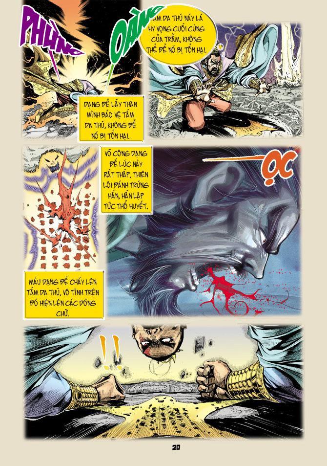 Đại Đường Uy Long chapter 20 trang 19