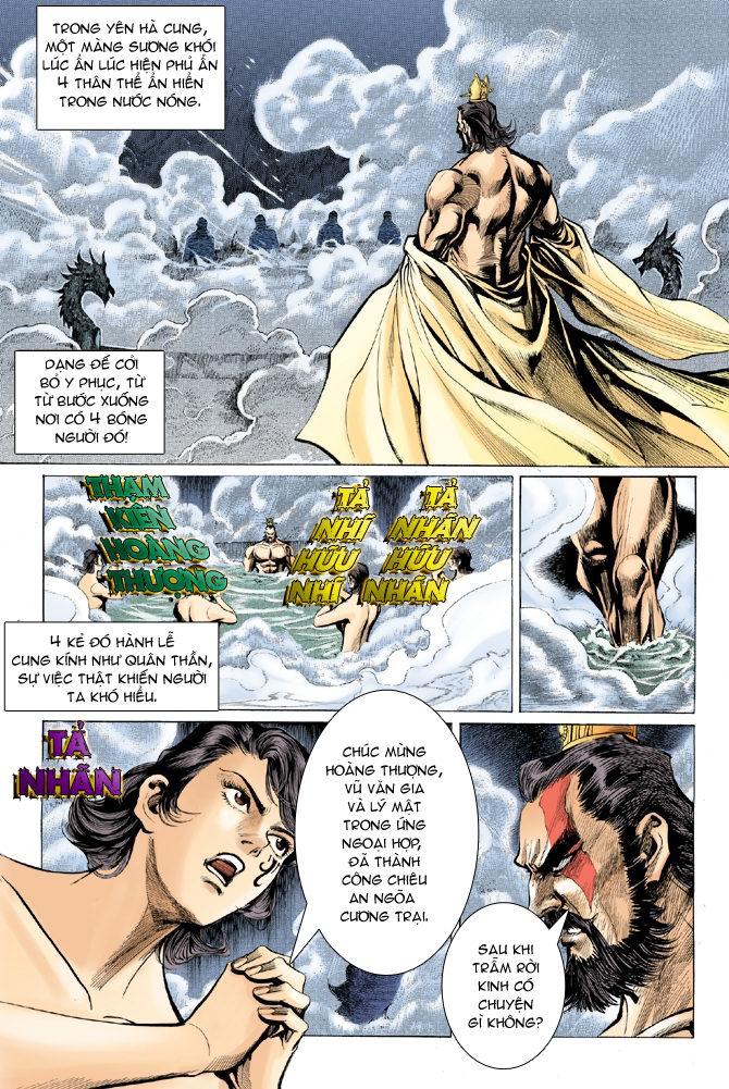 Đại Đường Uy Long chapter 19 trang 4