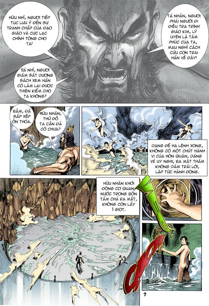 Đại Đường Uy Long chapter 19 trang 7