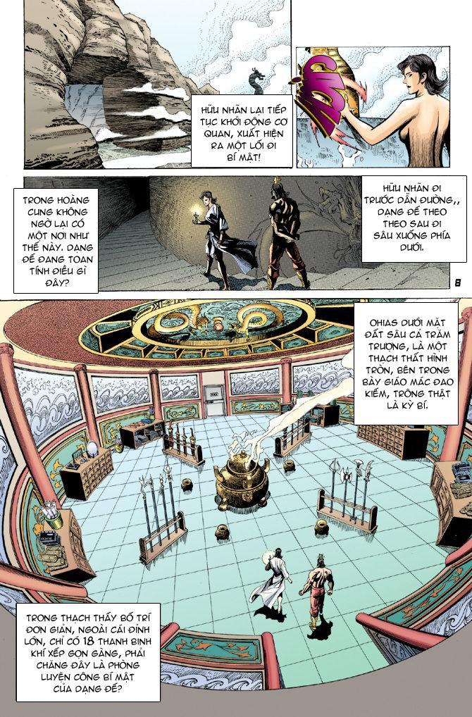 Đại Đường Uy Long chapter 19 trang 8