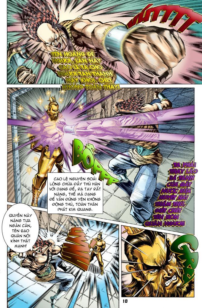 Đại Đường Uy Long chapter 19 trang 10