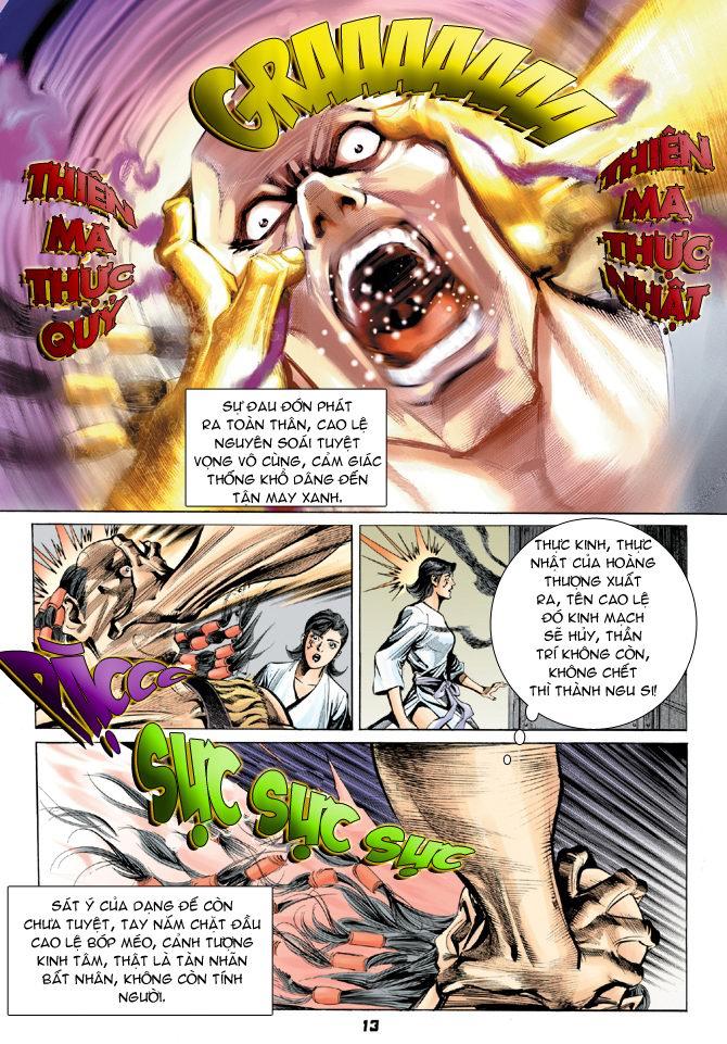 Đại Đường Uy Long chapter 19 trang 13