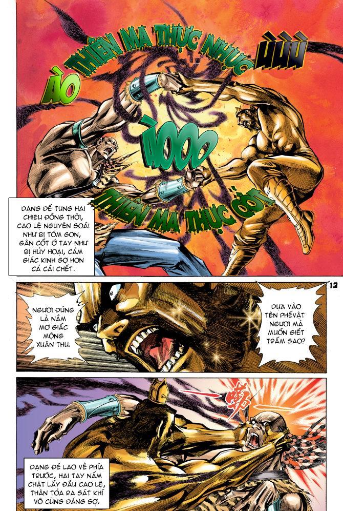 Đại Đường Uy Long chapter 19 trang 12