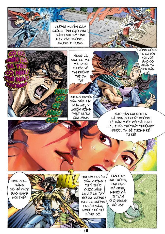 Đại Đường Uy Long chapter 19 trang 15
