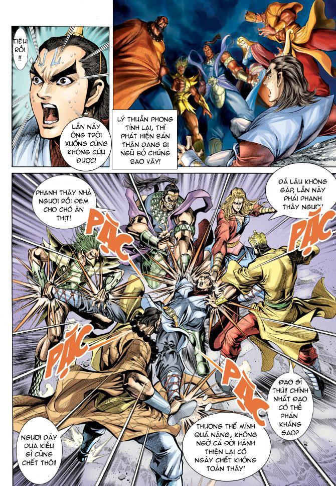 Đại Đường Uy Long chapter 19 trang 24