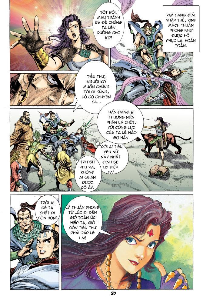 Đại Đường Uy Long chapter 19 trang 27
