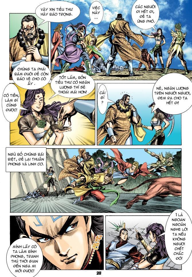 Đại Đường Uy Long chapter 19 trang 28