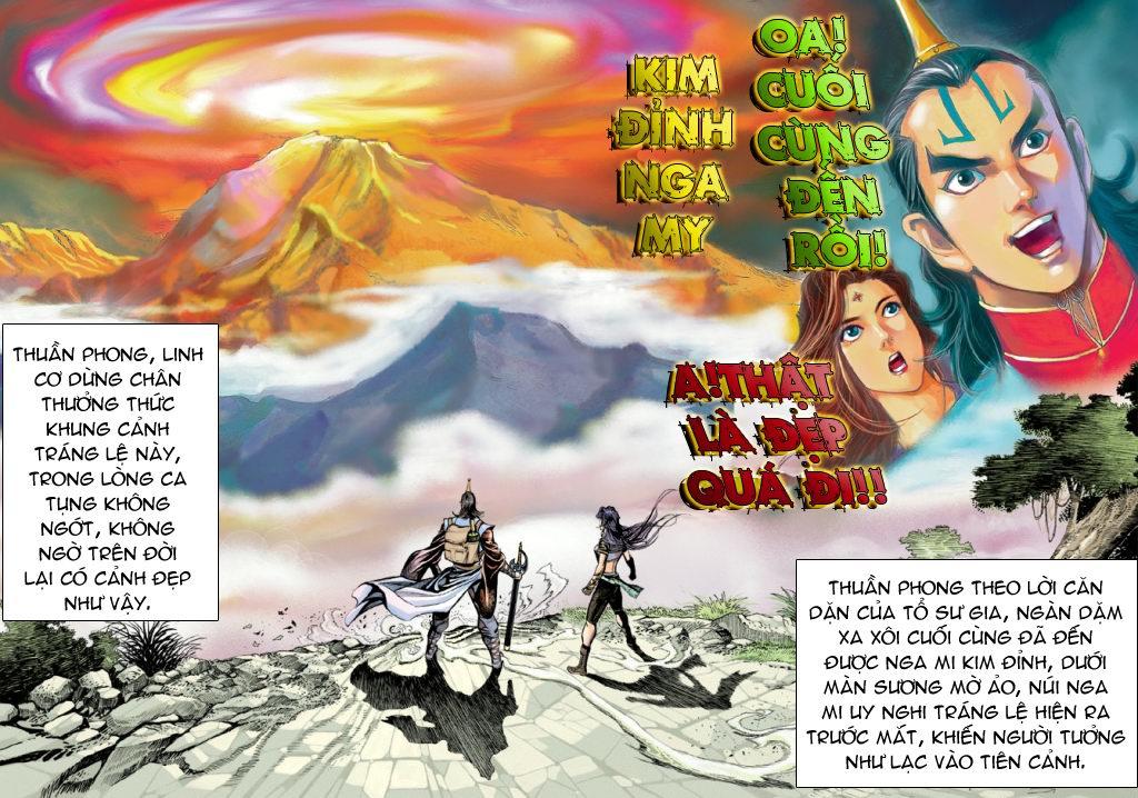 Đại Đường Uy Long chapter 19 trang 32