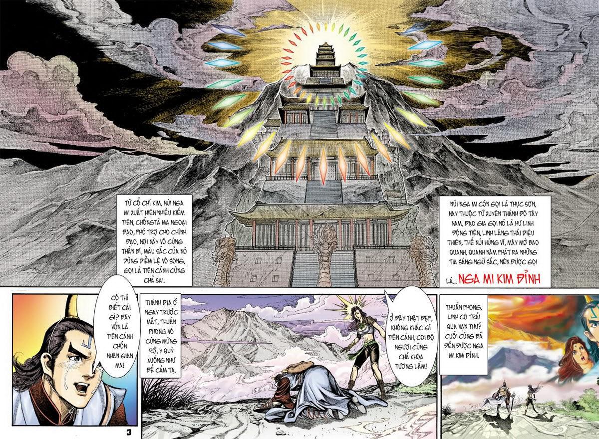 Đại Đường Uy Long chapter 20 trang 2