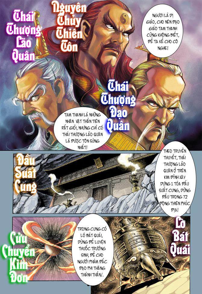 Đại Đường Uy Long chapter 20 trang 3