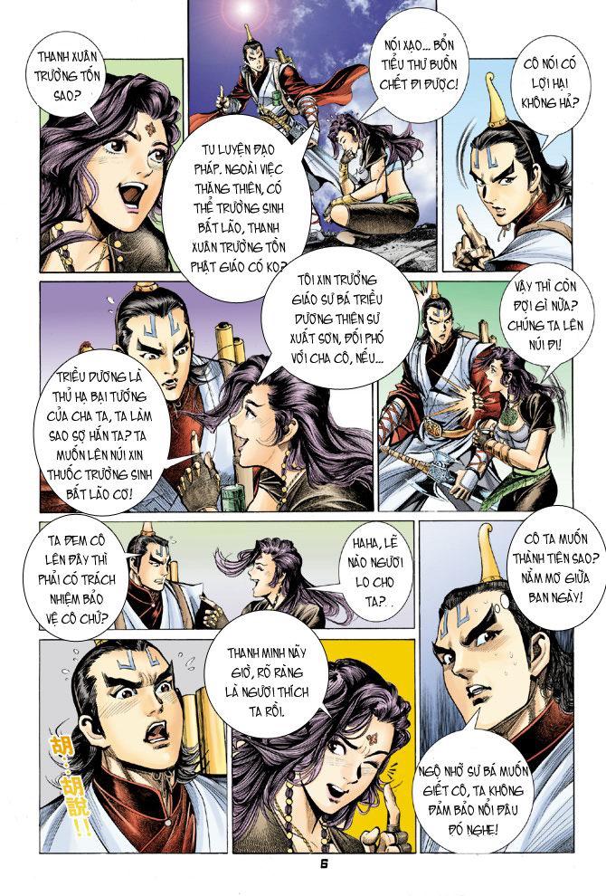 Đại Đường Uy Long chapter 20 trang 5