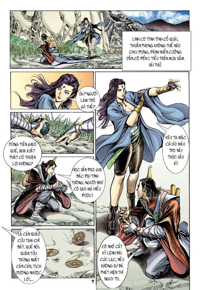 Đại Đường Uy Long chapter 20 trang 6
