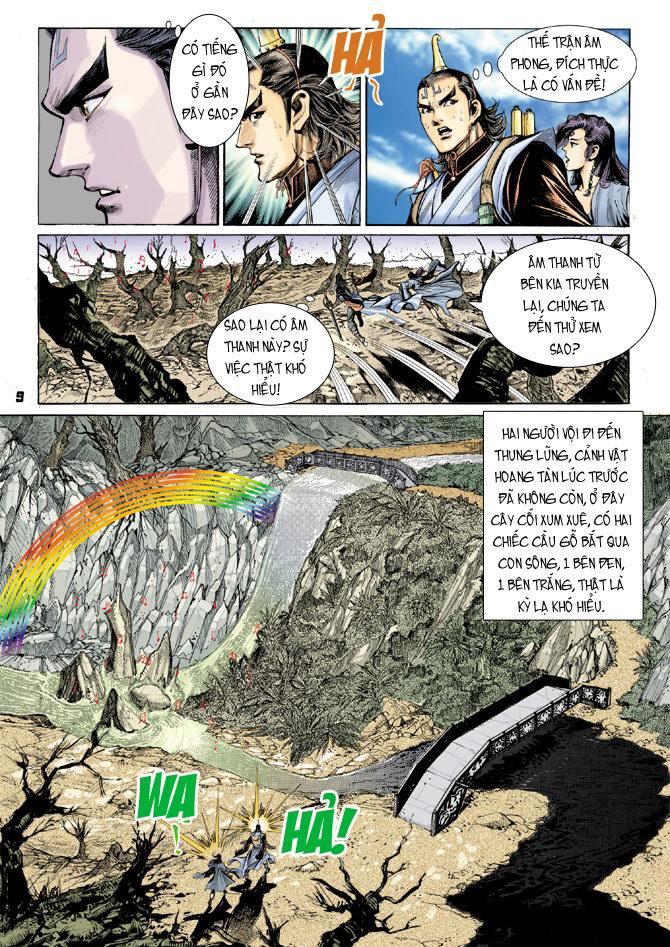 Đại Đường Uy Long chapter 20 trang 8