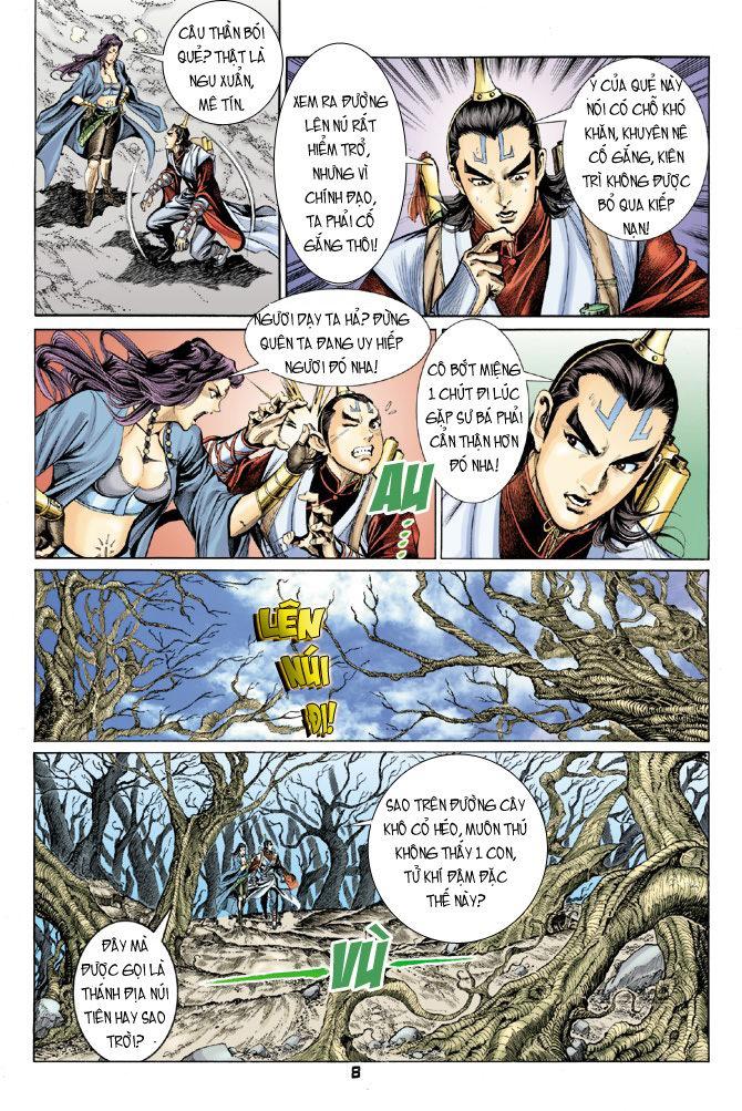 Đại Đường Uy Long chapter 20 trang 7