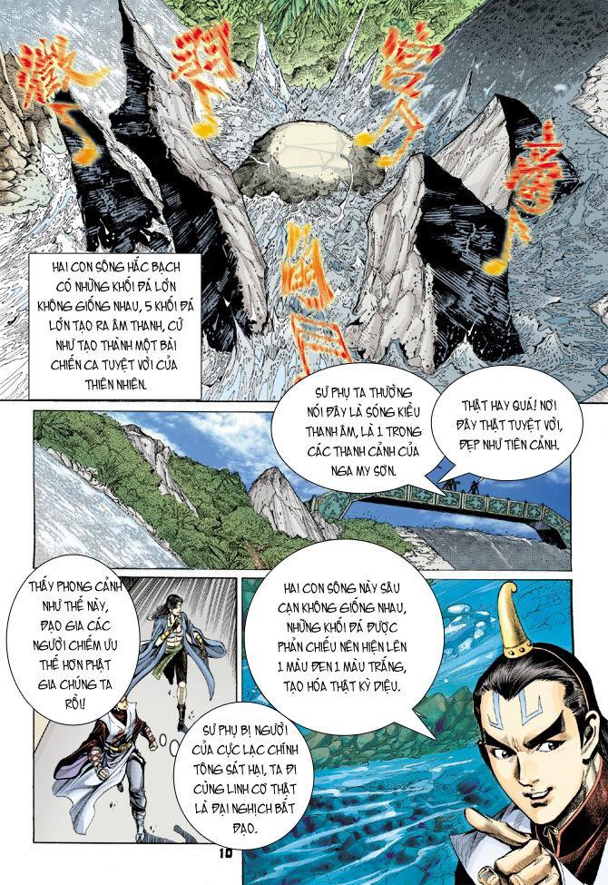 Đại Đường Uy Long chapter 20 trang 9