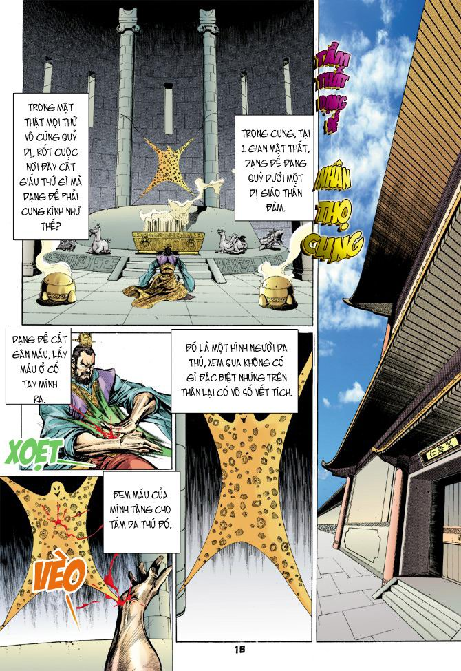 Đại Đường Uy Long chapter 20 trang 15