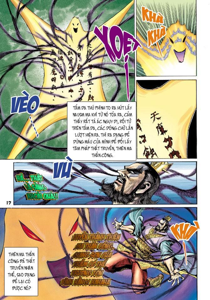 Đại Đường Uy Long chapter 20 trang 16
