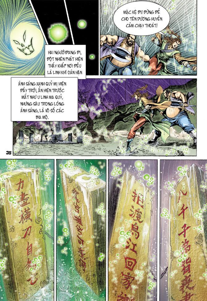 Đại Đường Uy Long chapter 21 trang 35