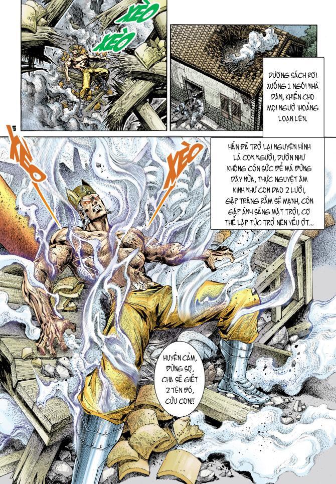 Đại Đường Uy Long chapter 21 trang 25