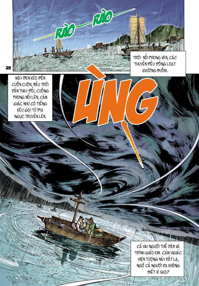 Đại Đường Uy Long chapter 21 trang 29
