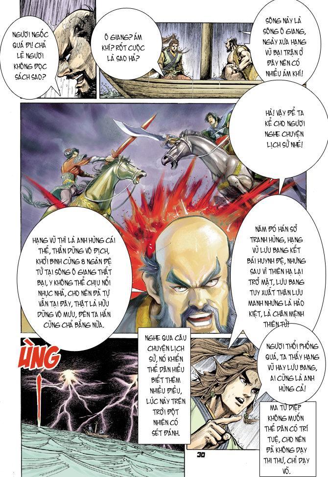 Đại Đường Uy Long chapter 21 trang 30