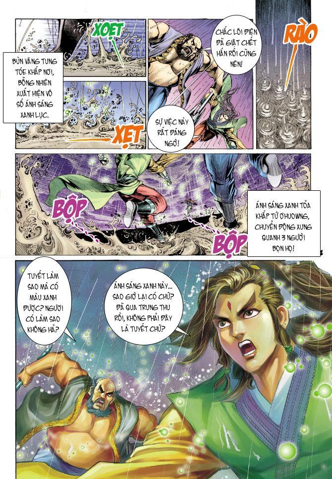 Đại Đường Uy Long chapter 21 trang 34