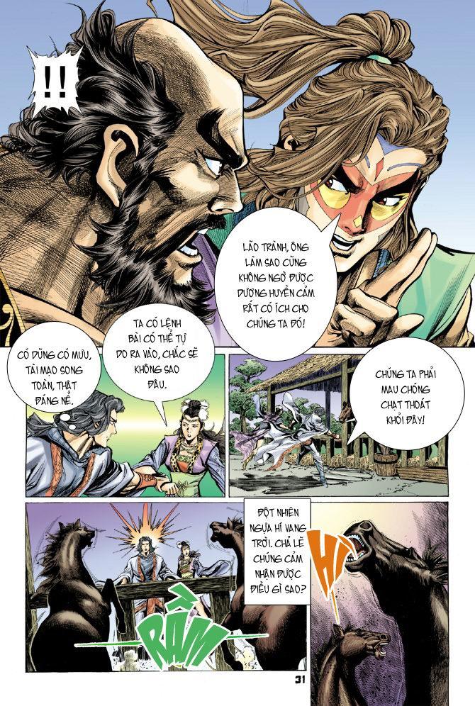 Đại Đường Uy Long chapter 20 trang 30