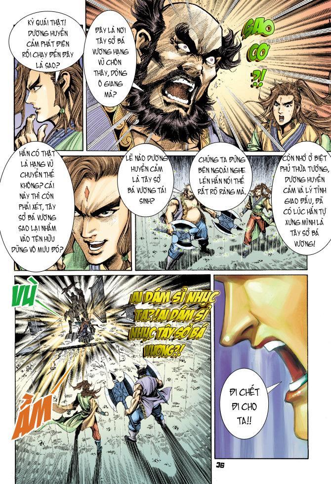 Đại Đường Uy Long chapter 21 trang 36