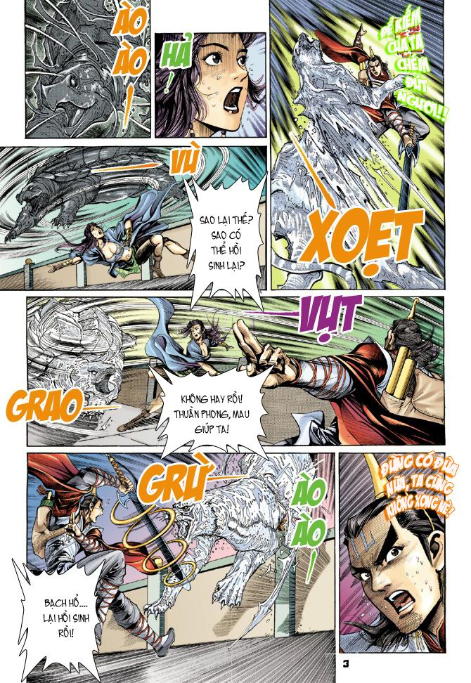 Đại Đường Uy Long chapter 21 trang 3