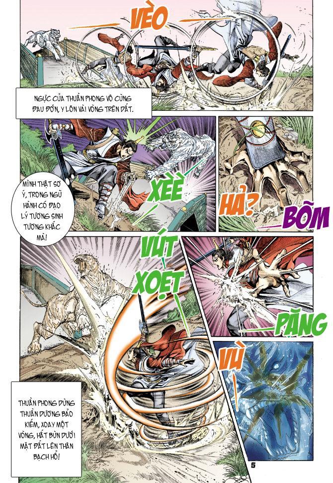 Đại Đường Uy Long chapter 21 trang 5