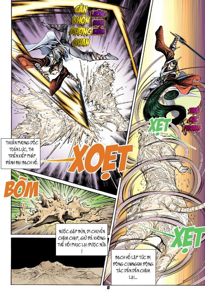 Đại Đường Uy Long chapter 21 trang 6