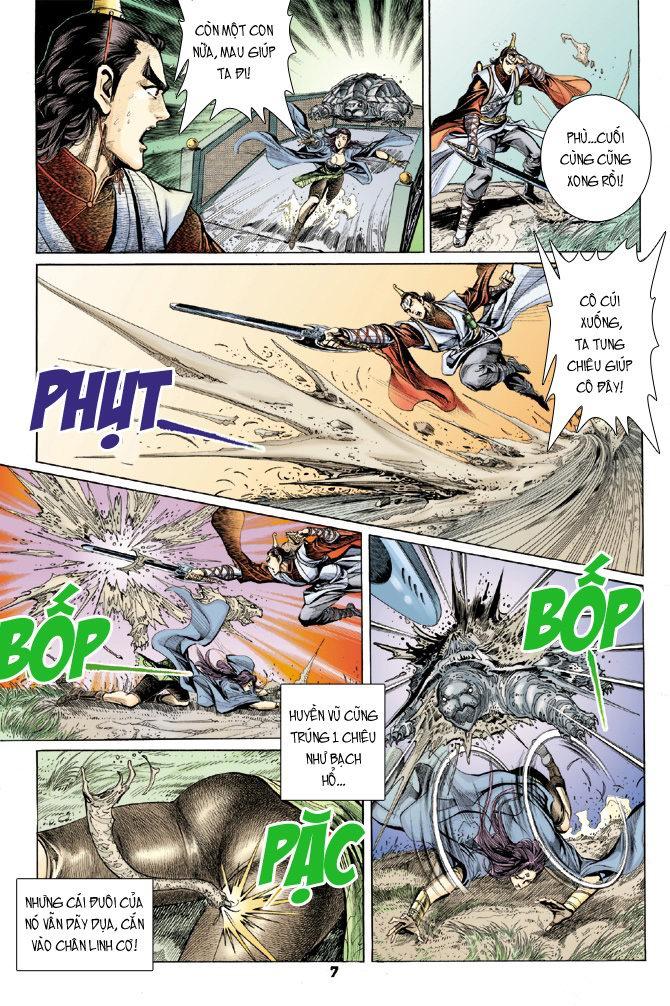 Đại Đường Uy Long chapter 21 trang 7