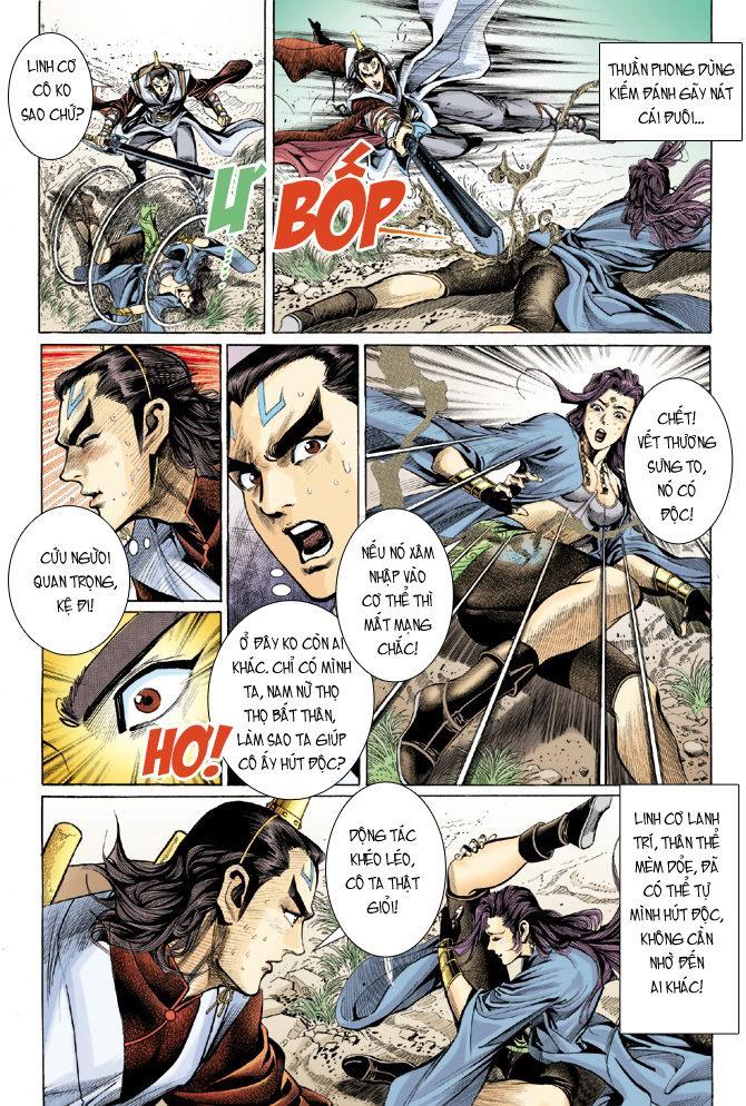 Đại Đường Uy Long chapter 21 trang 8