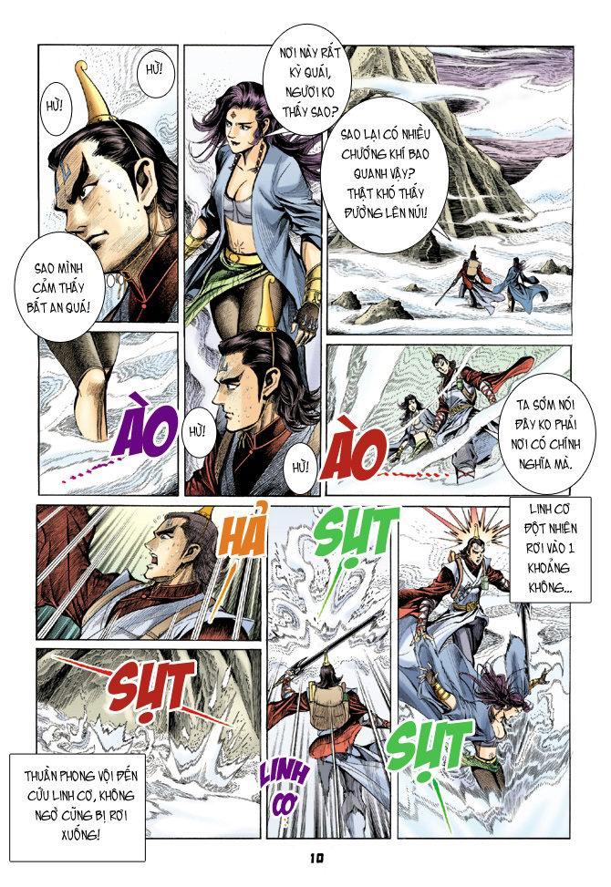 Đại Đường Uy Long chapter 21 trang 10
