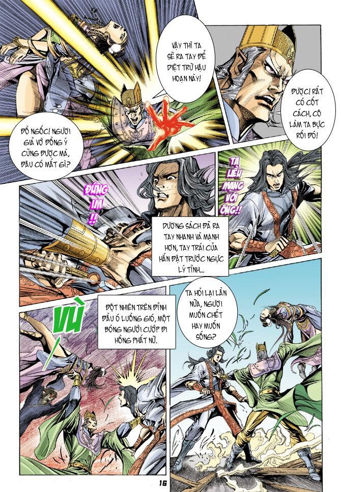 Đại Đường Uy Long chapter 21 trang 16