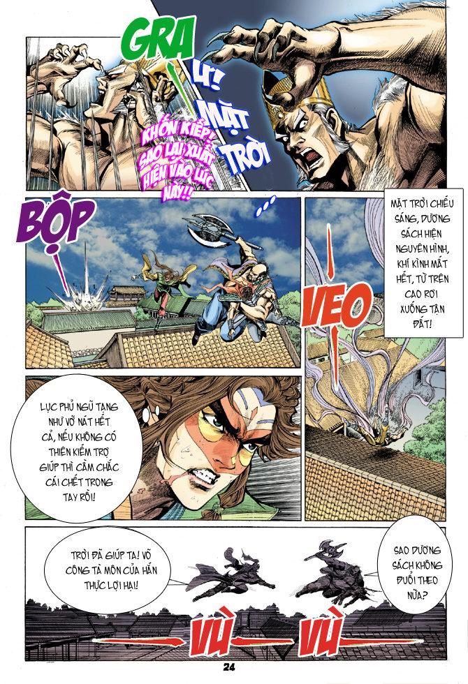 Đại Đường Uy Long chapter 21 trang 24