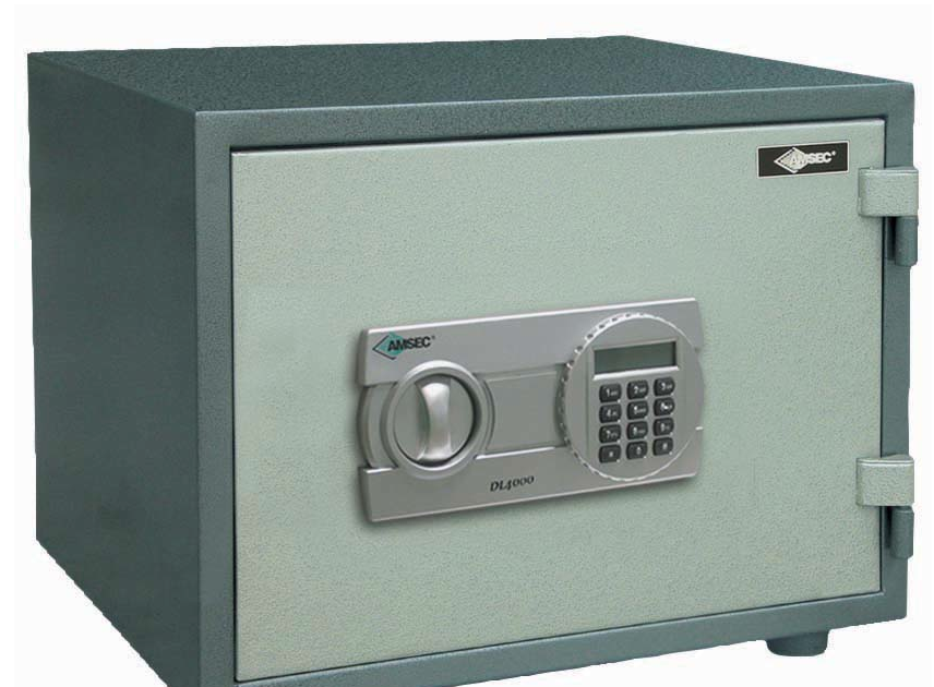 The Safe Place: Small Safes, Big Safes: For Home Or Office