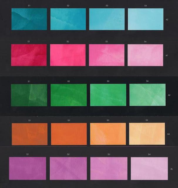 Mazzetta colori caparol - Pitturare una parete esterna ...
