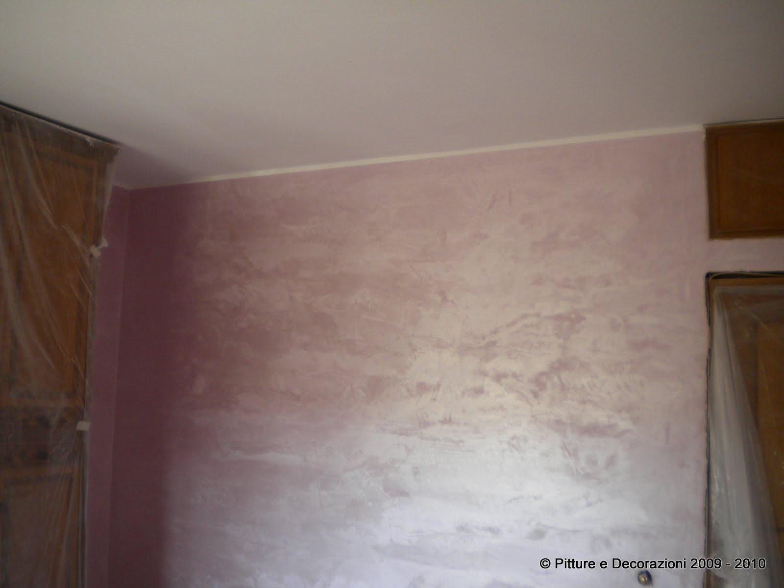 Pitture decorazioni decorazione con oikos ottocento - Pitture particolari per camera da letto ...