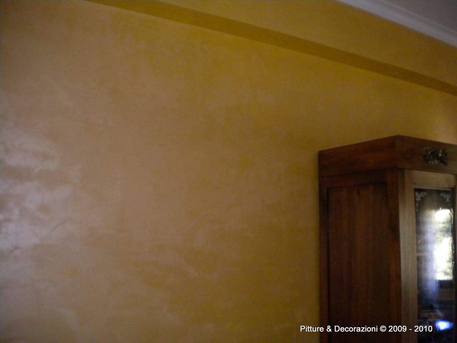 Pittura Pareti Effetto Seta : Pitturare pareti interne affordable idee per dipingere casa idee