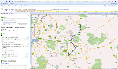 Official Google Africa Blog: Driving Directions in Kenya on